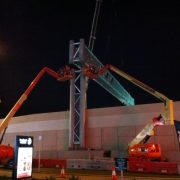 Gantry Installation